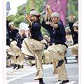 写真: わいわい連_10 - 第8回 浦和よさこい2011