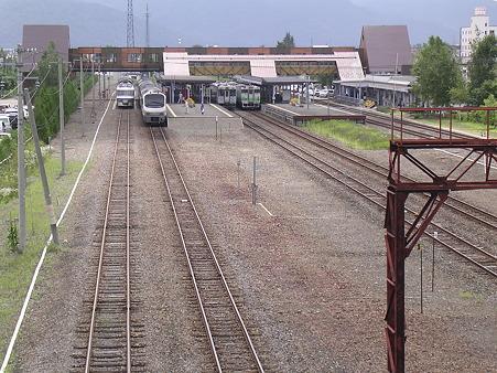 富良野駅4