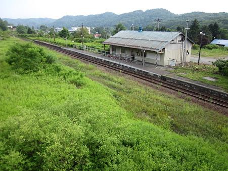 鹿ノ谷駅ホーム2