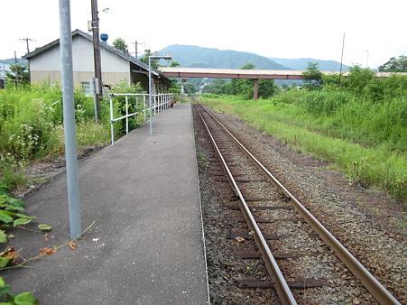 鹿ノ谷駅ホーム1