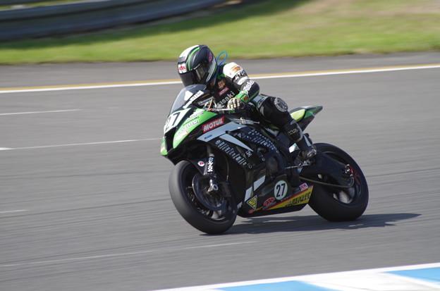 2016 MFJ 全日本ロードレース選手権シリーズ第3戦スーパーバイクレース in もてぎ (6)