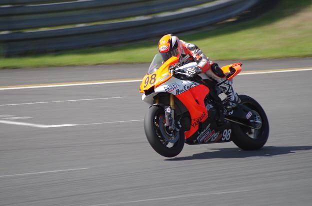 2016 MFJ 全日本ロードレース選手権シリーズ第3戦スーパーバイクレース in もてぎ (1)