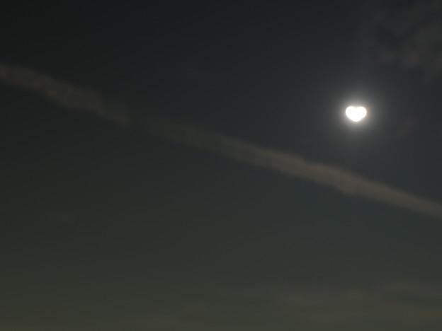 ハートの月