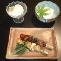 写真: 錦市場専用イートインスペース・「京町家錦上ル」で自分の好みの惣菜...