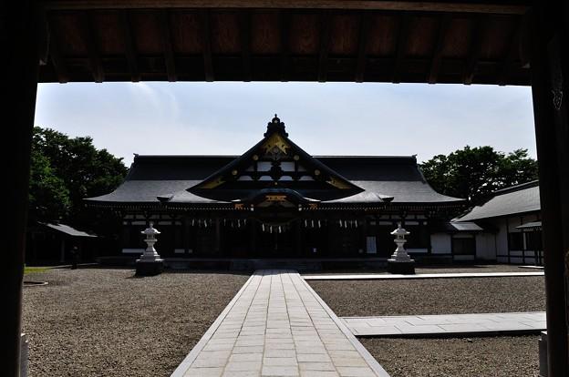 秋田県護国神社 07