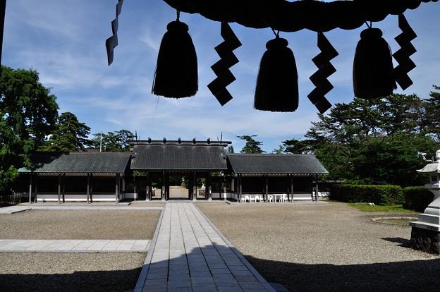 秋田県護国神社 08