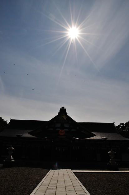 秋田県護国神社 09