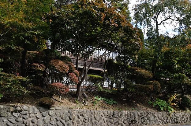 花巻温泉 釜淵の滝・紅葉橋 01