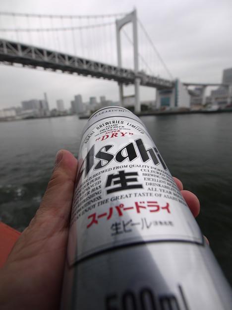 海を見ると、何で飲みたくなるんだろ?