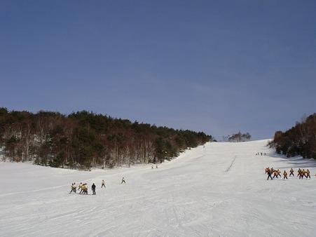 太平中スキー実習 (6)