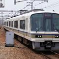 写真: 221系 NB803