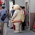 Photos: 矢場とんのマスコット「ブーちゃん」が店頭でPR! - 2