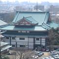 写真: 東山給水塔の一般公開 No - 048:展望階から見た景色(日泰寺)