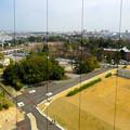 写真: 東山給水塔の一般公開 No - 061:展望階から見た景色