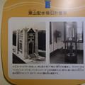 水の歴史資料館 No - 20:東山配水場旧計量室