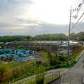 写真: 国道155号沿いの太陽光発電システム(春日井市金ケ口町)No - 5