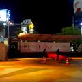 Photos: JR岐阜駅前の織田信長像(夜) - 3
