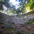 写真: 岐阜公園 No - 11:戦国時代の石垣