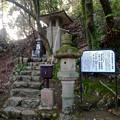 Photos: 岐阜公園 No - 16:岐阜城題目塚
