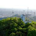 写真: 岐阜城天守閣から見た景色 No - 8