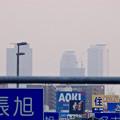 写真: 春日井市内から見た名駅ビル群 - 3