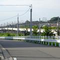 写真: 南大高駅付近の東海道本線 - 1