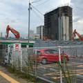 写真: すっかり建物が解体された、旧・ヤマダ電機テックランド春日井店 - 3