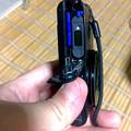 写真: Sony DSC WX300:SDカードとバッテリー収納部(オープン時) - 1