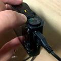 写真: Sony DSC WX300:マイクロUSBで充電中 - 1