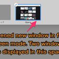写真: Opera 40:macOS Sierraでフルスクリーンモード中、新しいウィンドウ開くと、ウィンドウが重なって表示される不具合! - 9