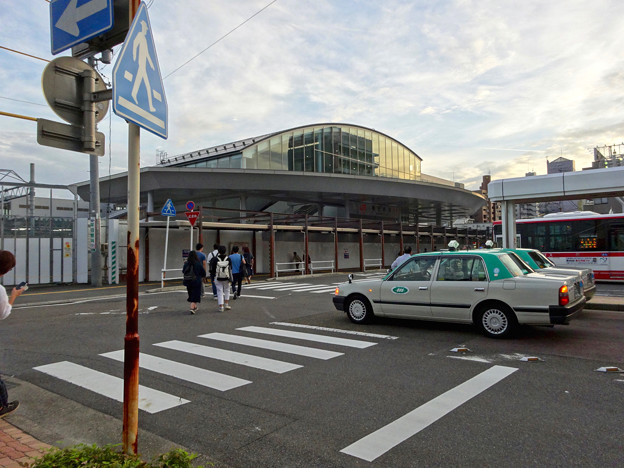 建物は完成してる(?)、今月供用開始予定のJR春日井駅(2016年10月4日) - 5