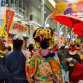Photos: 大須大道町人祭 2016:夜の花魁(おいらん)道中 - 9