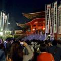 Photos: 大須大道町人祭 2016:火付盗賊のパフォーマンス(大須観音) - 1