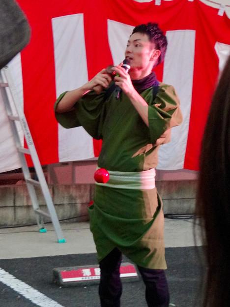 大須大道町人祭 2016 No - 51:けん玉師「伊藤佑介」さんのパフォーマンス