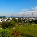 写真: 水の塔から見下ろした落合公園 - 5
