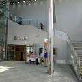 写真: 今日からリニューアルオープンした新・JR春日井駅 - 4:北口の階段とエレベーター