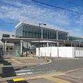 写真: 今日からリニューアルオープンした新・JR春日井駅 - 28:南口