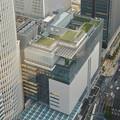 写真: 一部開業間近の「JRゲートタワー」 - 4