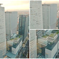 写真: 一部開業間近の「JRゲートタワー」 - 5