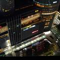 ミッドランドスクエア「スカイプロムナード」から見た夜景 - 38:セントラルタワーズ