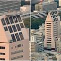 ロケット風の建物「東建ホール丸の内」の屋上にヘリポート!? - 1