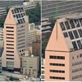 ロケット風の建物「東建ホール丸の内」の屋上にヘリポート!? - 2