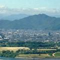 写真: ツインアーチ138から見た金華山(2012年6月撮影) - 3