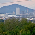 写真: 強巴林前から見たスカイステージ33 - 1
