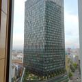 写真: セントラルタワーズ15階から見た景色 - 1:大名古屋ビルヂング
