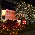 ミッドランドスクエアのクリスマス・イルミネーション 2016 No - 11