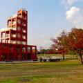写真: 落合公園の紅葉 - 48