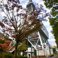 Photos: 広角レンズで撮影した名古屋テレビ塔 - 2