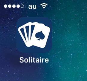 マイクロソフトが懐かしいゲームアプリ「Solitaire」のiOS版をリリース♪ - 1