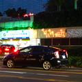 久屋大通公園エンゼルパーク駐車場入口のクリスマスイルミネーション - 4